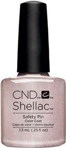 "CND Shellac Safety Pin, 7,3 мл. - гель лак Шеллак ""Английская булавка"""