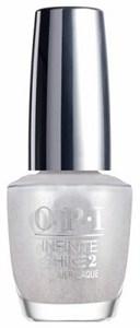 "OPI Infinite Shine Go To Grayt Lenghts, 15мл.- лак для ногтей ""Длинный серый переход"""
