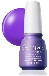 "Gelaze Gel-n-Base Polish That's Shore Bright, 9.76 мл.- гелевый лак ""Яркие берега"""