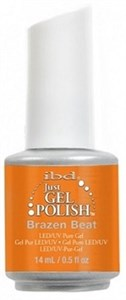 "IBD Just Gel Polish Brazen Beat, 14 мл. - гель лак IBD ""Нахальное поведение"""