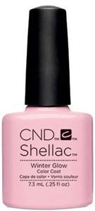 CND Shellac Winter Glow, 7,3 мл. - цветное покрытие шеллак гель-лак