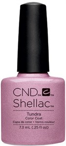 CND Shellac Tundra, 7,3 мл. - цветное покрытие шеллак гель-лак