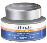 IBD Builder Pink Gel, 14гр. - розовый полупрозрачный конструирующий гель