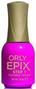 "Orly EPIX Flexible Color Electropop, 15мл.- лаковое цветное покрытие ""Электропоп"""