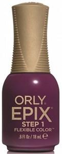 """Orly EPIX Flexible Color Off Beat, 15мл.- лаковое цветное покрытие """"Не в такт"""""""