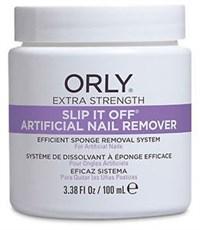 Orly Artificial Nail Remover, 100мл. - Жидкость для растворения типсов и искусственных покрытий