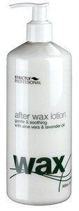 Strictly After Wax Lotion Gentle & Soothing, 500мл.- лосьон успокаивающий после эпиляции