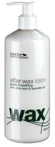 Strictly After Wax Lotion Gentle & Soothing, 500мл.- лосьон успокаивающий после эпиляции
