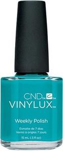 CND VINYLUX #220 Aqua-Intance,15 мл.- лак для ногтей Винилюкс №220