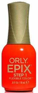 """Orly EPIX Flexible Color Life's a Beach, 15мл.- лаковое цветное покрытие """"Жизнь это пляж"""""""