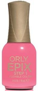 """Orly EPIX Flexible Color Bonjour L.A., 15мл.- лаковое цветное покрытие """"Привет L.A."""""""