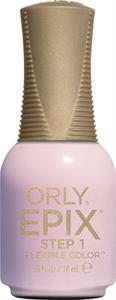 "Orly EPIX Flexible Color Hello Mademoiselle, 15мл.- лаковое цветное покрытие ""Здравствуйте Мадемуазель"""