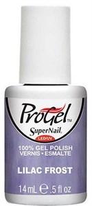 "SuperNail ProGel Lilac Frost, 14 мл. - гелевый лак ""Лиловый мороз"""