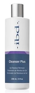 IBD Cleanser Plus, 225мл. - жидкость для снятия липкого слоя