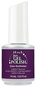 "IBD Just Gel Polish Con-Fuchsion, 14 мл. - гель лак IBD ""Кон-фуз"""