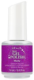 "IBD Just Gel Polish Molly, 14 мл. - гель лак IBD ""Девица Молли"""