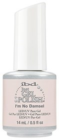 "IBD Just Gel Polish I'm No Damsel, 14мл - гель лак IBD ""Я не служанка"""