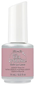 "IBD Just Gel Polish Ooh La Lace, 14 мл. - гель лак IBD ""Кружево"""