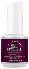 "IBD Just Gel Polish Bella Boudoir, 14 мл. - гель лак IBD ""Будуар Императрицы"""