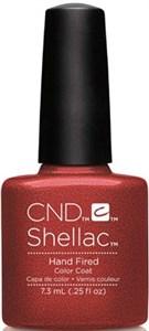 CND Shellac Hand Fired, 7,3 мл. - цветное покрытие гель шеллак