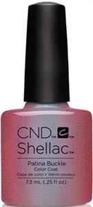 CND Shellac Patina Buckle, 7,3 мл. - цветное покрытие гель шеллак