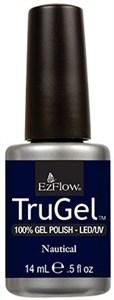 """EzFlow TruGel Nautical, 14 мл. - гелевый лак """"Морской"""""""