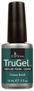 "EzFlow TruGel Grassy Knoll, 14 мл. - гелевый лак ""Травяной холм"""