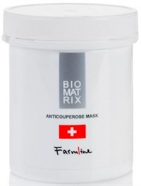 FarmLine Anticouperose Mask, 250мл.- Антикуперозная маска для лица