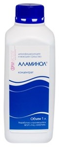 Аламинол, 1л. - дезинфицирующий препарат, антисептик