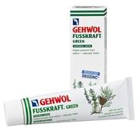 Gehwol Fusskraft Grun, 125 мл.- Зелёный бальзам против запаха ног