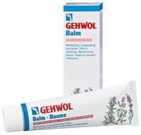 Gehwol Balm for Dry Rough Skin, 75 мл.- Тонизирующий бальзам с Авокадо для сухой кожи