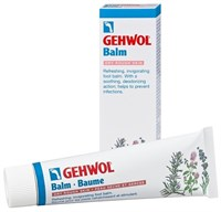 Gehwol Balm for Dry Rough Skin, 125 мл.- Тонизирующий бальзам с Авокадо для сухой кожи