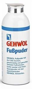 Gehwol Foot Powder, 100 мл.- Пудра-адсорбент для влажных ног