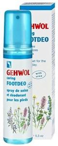 Gehwol Caring Footdeo Spray,150 мл.- Дезодорант для ног, ухаживающий