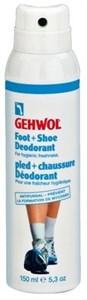 Gehwol Foot+Shoe Deodorant,150 мл.- Дезодорант для ног и обуви