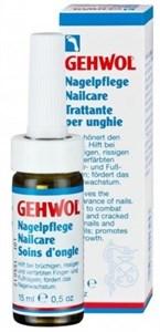 Gehwol Nail Care, 15 мл.- Питательное cредство для ухода за ногтями