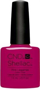 "CND Shellac Pink Leggings, 7,3 мл. - гель лак Шеллак ""Розовые лосины"""