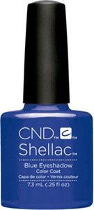 "CND Shellac Blue Eyeshadow, 7,3 мл. - гель лак Шеллак ""Синие тени"""