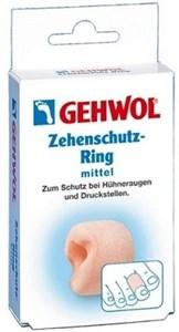 Gehwol Zehenschutzring G gros, 2шт. - Кольцо на палец защитное, большое