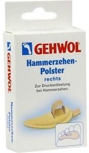 Gehwol Hammerzehen-Polster rechts - Подушечка под пальцы ног, малая, правая