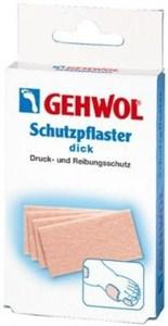 Gehwol Schutzpflaster disk, 4шт. - Защитный пластырь толстый