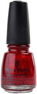 """China Glaze Ruby Pumps, 14мл.-Лак для ногтей """"Рубиновые туфли"""""""