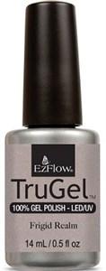 "EzFlow TruGel Frigid Realm, 14 мл. - гелевый лак ""Холодное течение"""