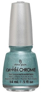 "China Glaze Don't Be Foiled, 14 мл. - Лак для ногтей ""Не обижайся"""