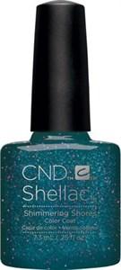"CND Shellac Shimmering Shores, 7,3 мл. - гель лак Шеллак ""Мерцающие берега"""