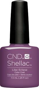 "CND Shellac Lilac Eclipse, 7,3 мл. - гель лак Шеллак ""Сиреневое затмение"""