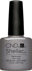 "CND Shellac Mercurial, 7,3 мл. - гель лак Шеллак ""Ртутный"""
