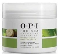 OPI Pro SPA Moisture Whip Massage Cream, 236 мл.- Увлажняющий массажный крем-сливки