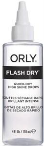 ORLY Flash Dry, 118 мл.- Капельная сушка для лака 3 в 1