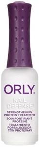 ORLY Nail Defense, 9 мл.- Покрытие для слоящихся ногтей